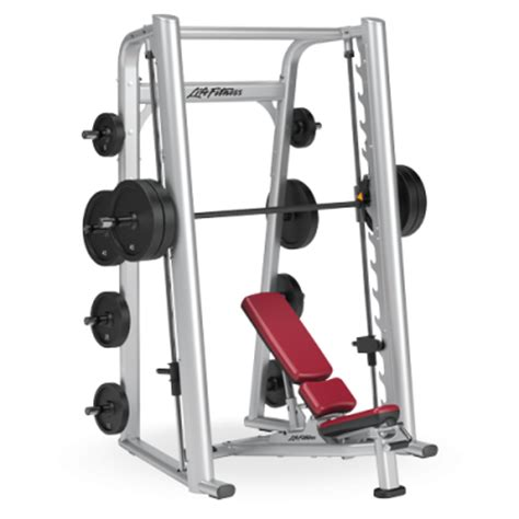 Nautilus Weight Bench by Bench Press Throws For Explosive Power