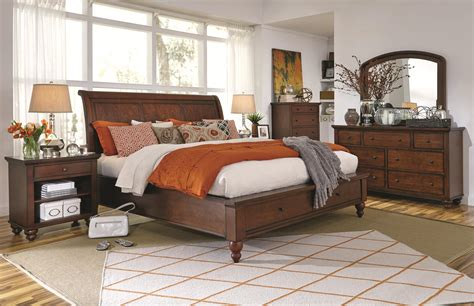 aspen cambridge bedroom set cambridge cb bch by aspenhome stoney creek furniture