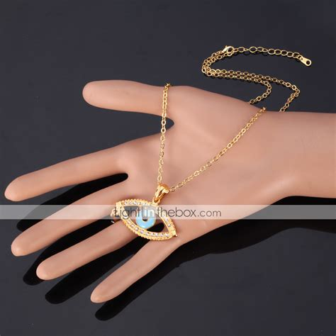 jewelry daily s pendant necklaces gold plated alloy fashion