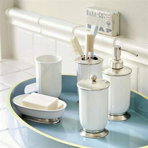 bathroom accessories ceramic fluted ceramic bath accessories traditional bathroom