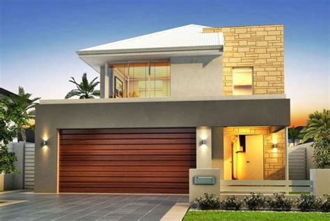 narrow lot home designs narrow lot houses perth 10m designs renowned