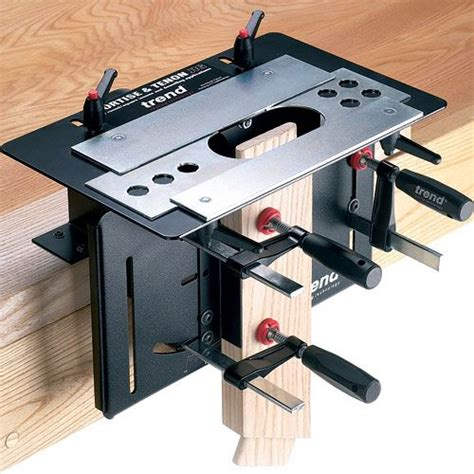 Trend 174 Mortise Tenon Jig Router Table Table Saw And