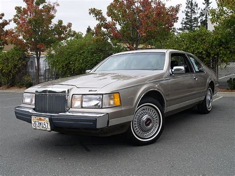 car manuals free online 1985 lincoln continental mark vii spare parts catalogs service manual how to install 1985 lincoln continental mark vii springs rear service manual