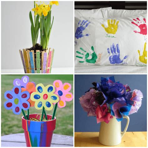 mothers day crafts for to make 10 s day crafts for preschoolers from abcs to acts