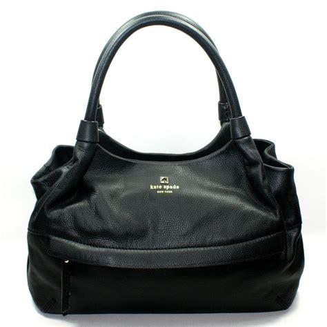 black leather the shoulder bag kate spade stevie grant park black leather shoulder bag wkru1639 kate spade wkru1639