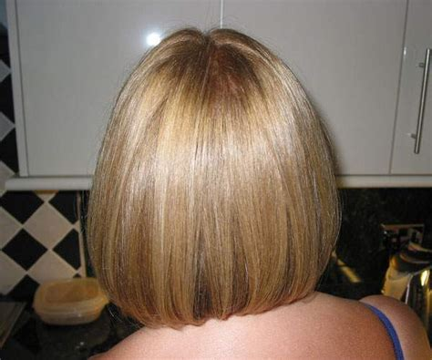 views of back of medium hairstyles medium bob haircuts back view my hairstyles site