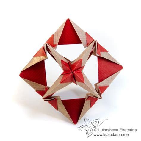 why was origami invented kusudama me modular origami cynara unit