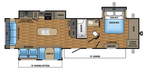 jayco travel trailer floor plans 2017 eagle luxury travel trailer floorplans prices