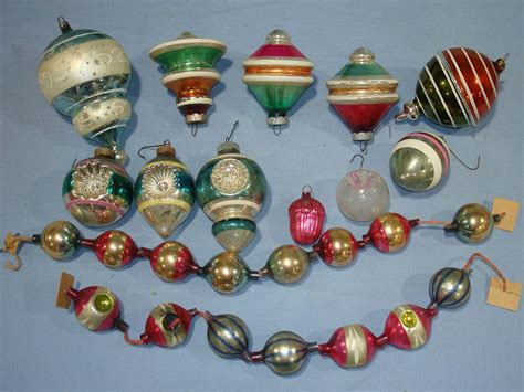 vintage ornaments 1000 images about antique glass ornaments on