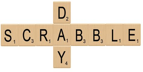 Image Gallery Scrabble Day