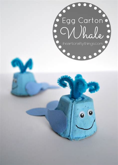 egg crafts for egg craft whale crafts