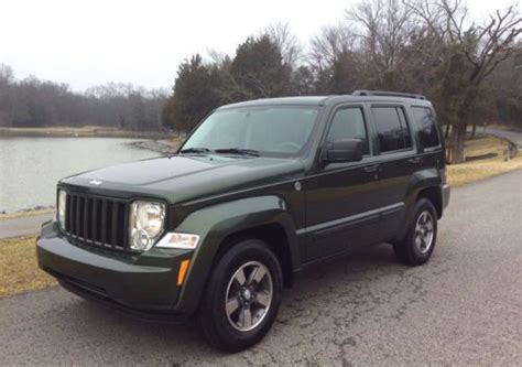 electric and cars manual 2008 jeep liberty transmission control buy used 2008 jeep liberty rare 6 speed manual transmission trail rated in nashville
