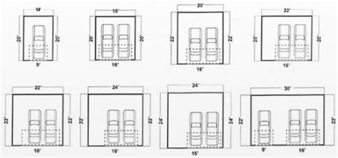 garage door size 17 best ideas about standard garage door sizes on