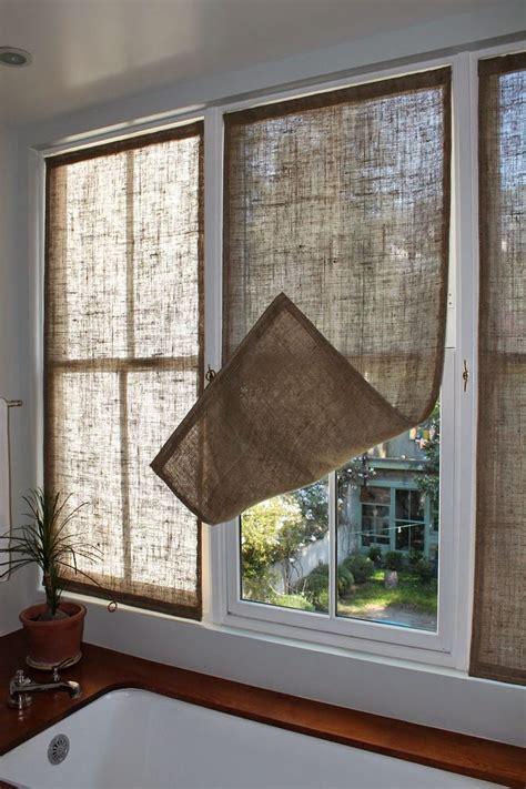 window shade ideas 25 best ideas about bathroom window coverings on