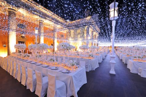 white lights for wedding starry wedding inspiration bridal