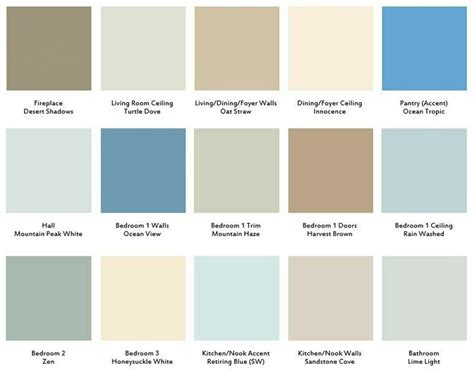 behr exterior paint color palette 49 best images about my paint colors on ralph