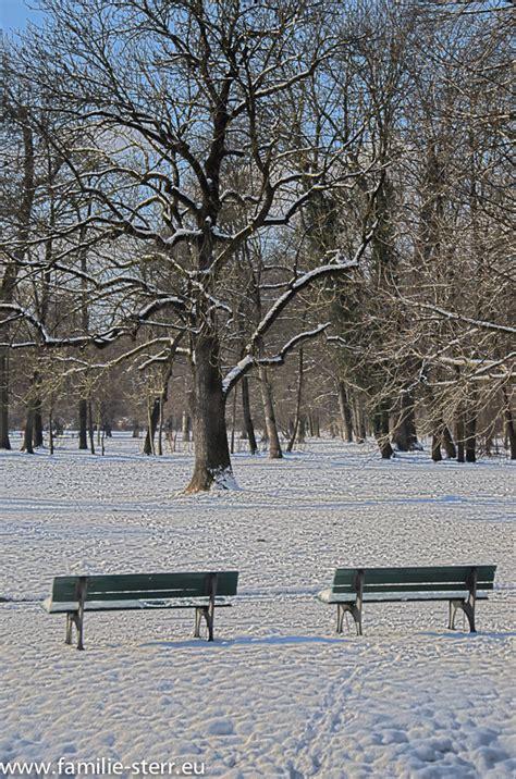 Englischer Garten München Fakten by Englischer Garten Im Winter Feb 2013 Familie Sterr
