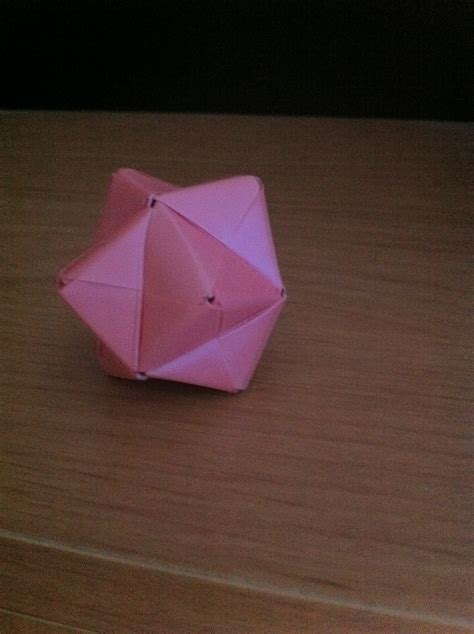 origami stellated octahedron origami images sonobe stellated octahedron hd wallpaper