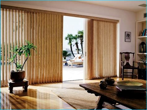 vertical blinds for patio doors home depot 1000 ideas about blinds for sliding doors on