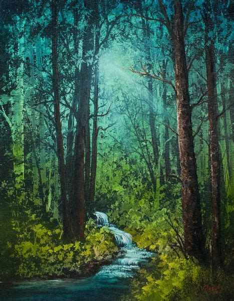 bob ross paintings forest bob ross woods painting id 86010 bob ross