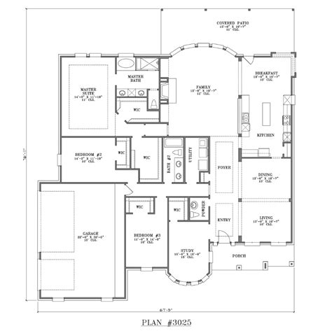 single story house plan single story house plans design interior