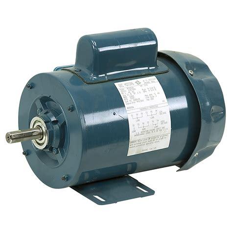 Gec Electric Motors by 1 2 Hp 1160 Rpm 115 230 Vac Motor Gec Motors Bc2516 Ac