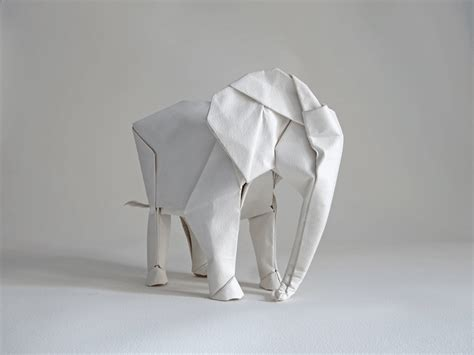 origami elephants sipho mabona is looking to create a size origami