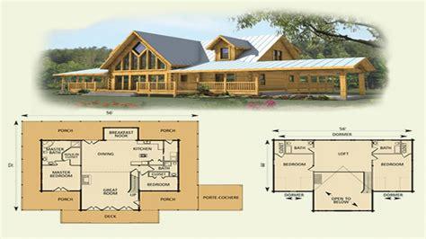 cabin floor plans loft one bedroom log cabin plans with loft studio design