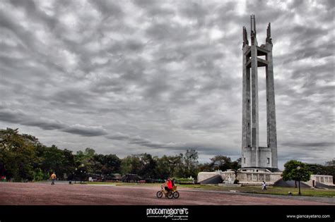 quezon city quezon memorial circle a historical park in quezon