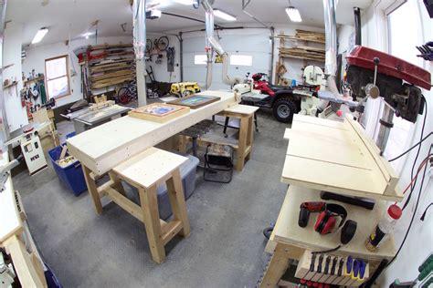 woodworking how to sam s garage woodshop the wood whisperer