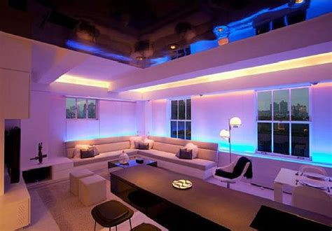 led interior home lights modern apartment furniture design interior decor and mood