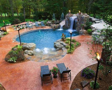 best pool designs swimming pool designs with waterfalls best outdoor room