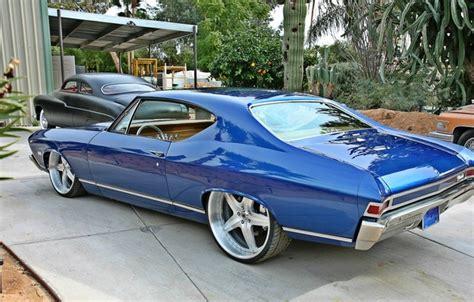 Car Wallpaper Ru by обои Car купе Chevrolet шевроле синее Blue