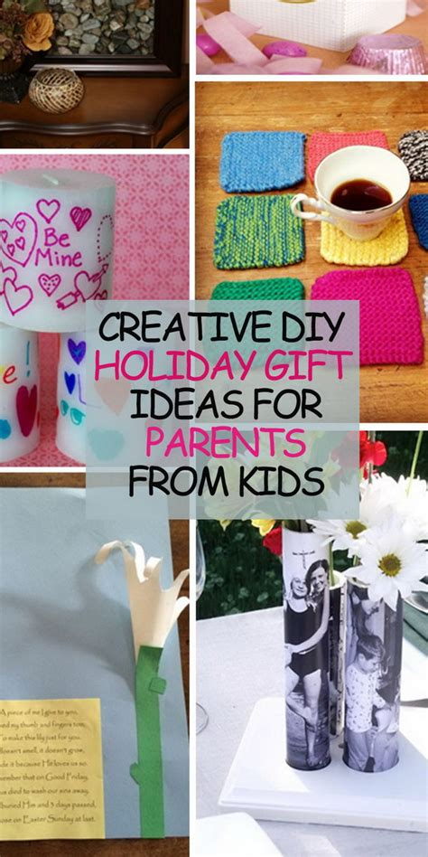 parent gift ideas creative diy gift ideas for parents from hative