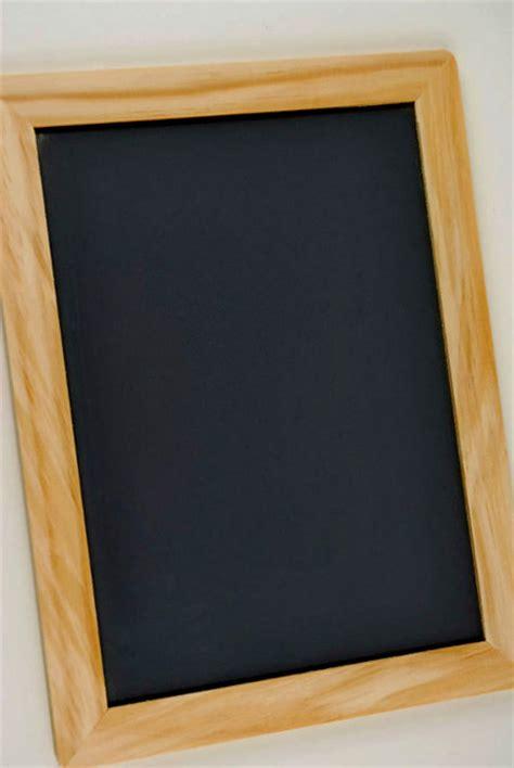 chalkboard paint wood wood framed chalkboards 7x10 pack of 6