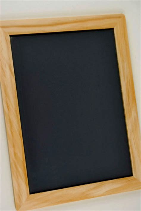 chalkboard painting wood wood framed chalkboards 7x10 pack of 6