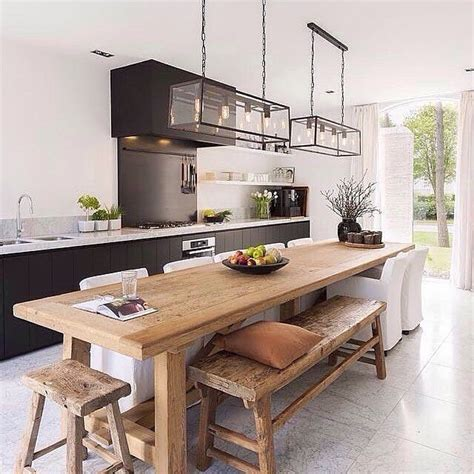 kitchen island and table 25 best ideas about kitchen on