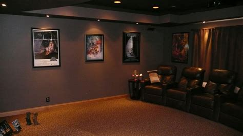 paint colors for home theater brown color scheme for home theater avs forum home