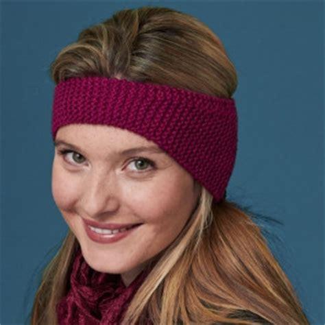 knit headband circular needles wine harvest headband allfreeknitting