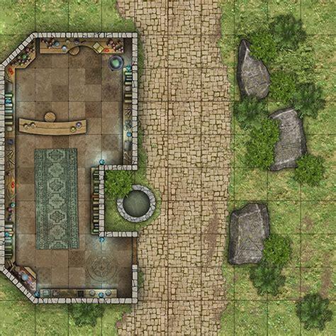 Mansion Layouts tavern heroic maps