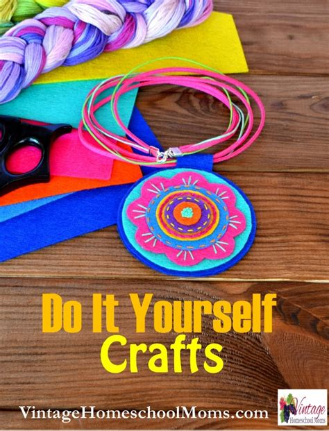 do it yourself crafts for diy crafts for ultimate homeschool radio network