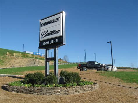 Mcguire Chevrolet Cadillac by Mcguire Chevrolet Cadillac Car Dealers 63 Hton