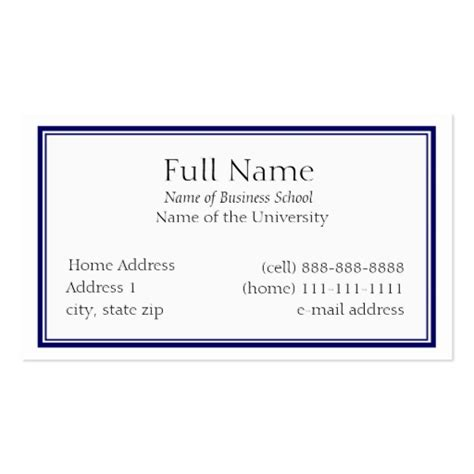 how to make a student business card 5 000 student business cards and student business card