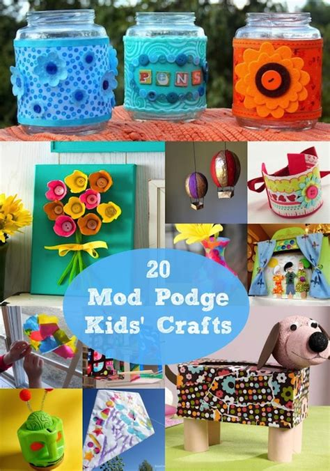 mod podge crafts for 20 easy and simple crafts with mod podge mod podge
