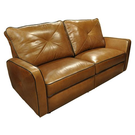 leather reclining sofa loveseat omnia leather bahama leather reclining loveseat reviews