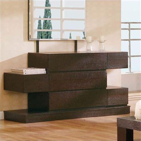 modern furniture dressers modern dressers