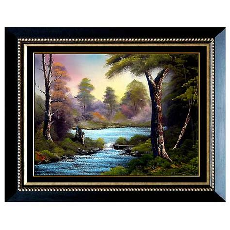 bob ross paintings original for sale artist bob ross