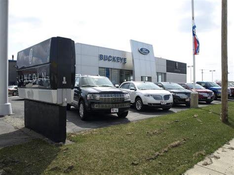 Buckeye Ford by Buckeye Ford Lincoln Car Dealership In Sidney Oh 45365