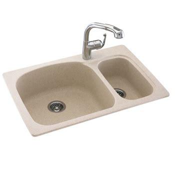 swanstone kitchen sinks swanstone ksls 3322 042 bowl kitchen sink gray