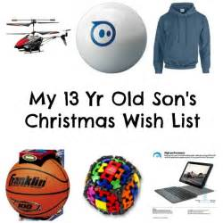 12 year gifts this is my 13 year s list